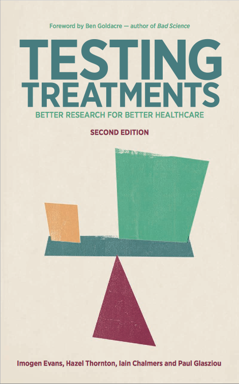 Testing Treatments book cover